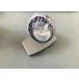 Luminaire intérieur blanc 60x60 (2 néons) à encastrer