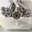 Bande fixation auto-agrippante (velcro) 50cm x 20mm noire GPI