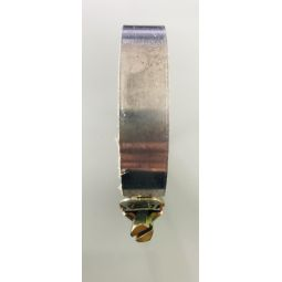 Plaque cache blanc 2x10 modules Legrand 788 28