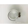 Grille d'aération à sceller Claustra PVC sable 1CLAU2 NICOLL