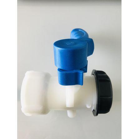 Siphon de cour sortie horizontale 100 90mm gris fonc for Siphon de cour 30x30