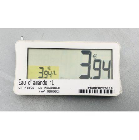 Tube rectangle 90 x 50 x 3mm barre de 6m
