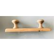 Caisse PVC pliable empilable 60x40x20 verte 35L pleine  Allibert