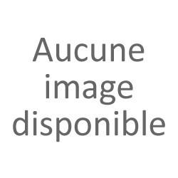 Crapaudine pour gouttière dév. 16 gris pvc